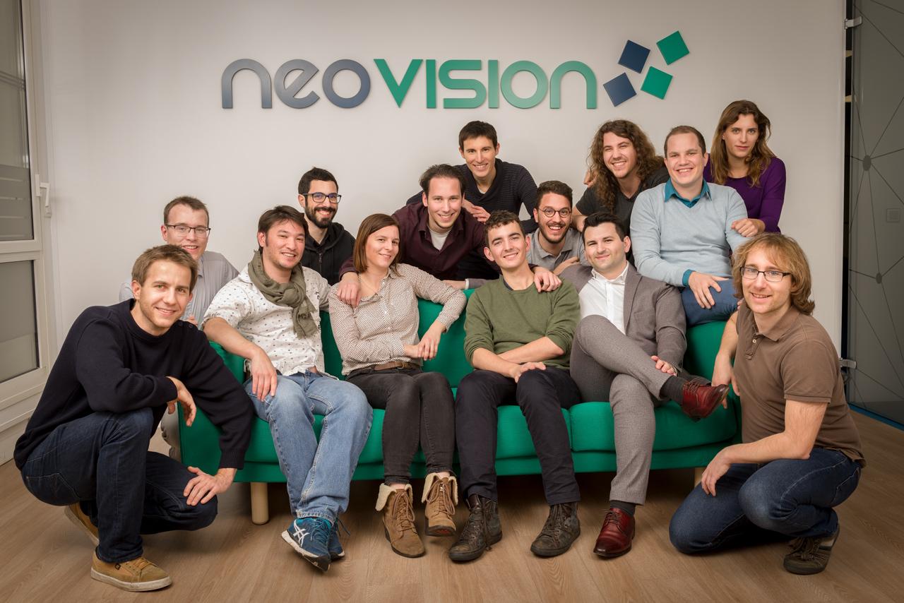 Equipe Neovision 2019 sérieuse