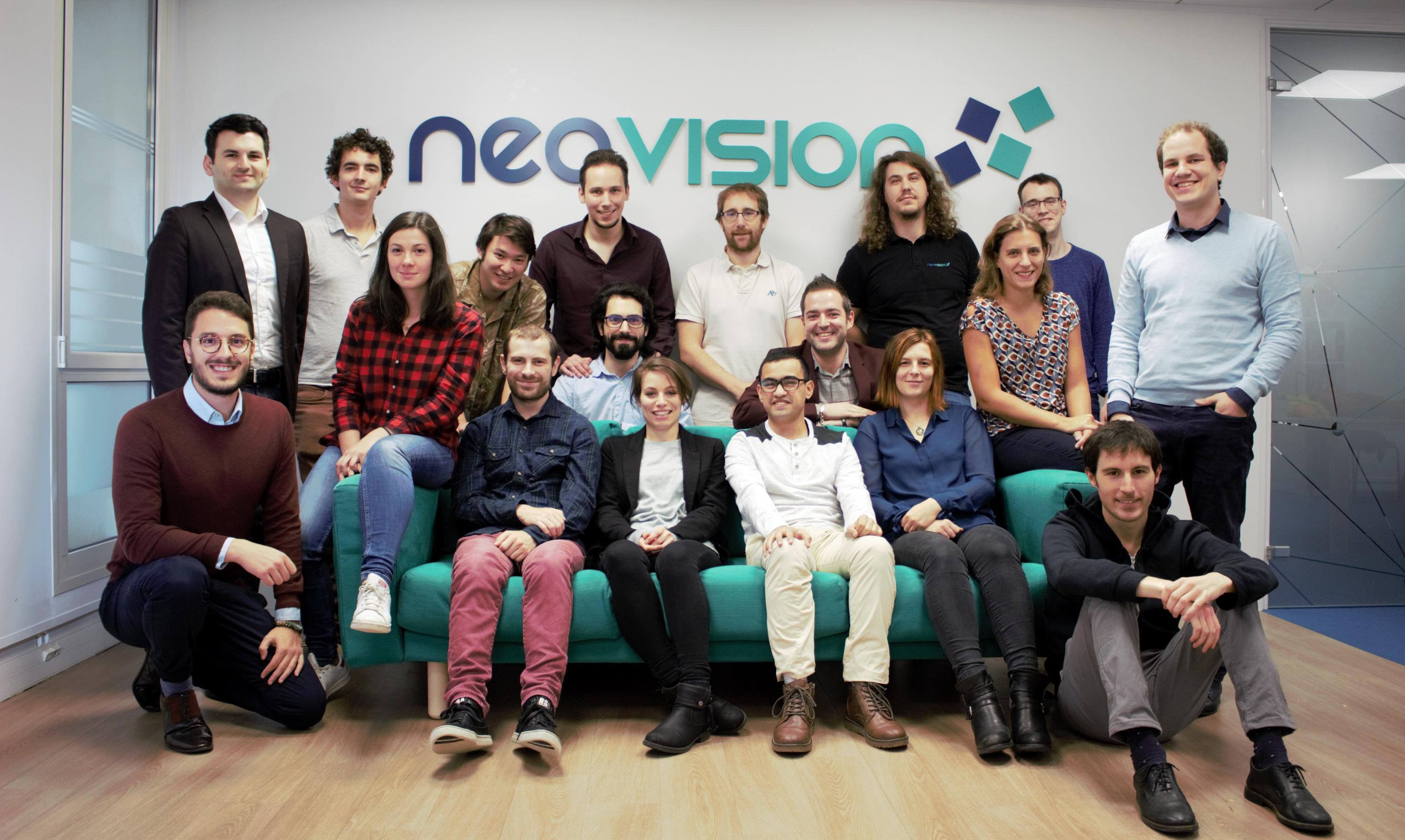Equipe Neovision 2020