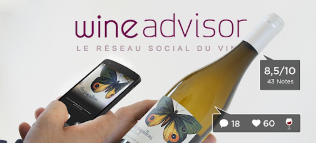 Wineadvisor par Neovision