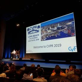 CVPR 2019 : Conférence d'ouverture