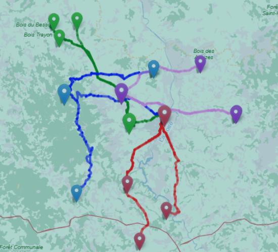Optimisation de tournées pour Transarc