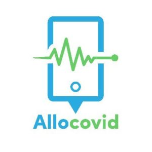 Logo de l'initiative Allocovid