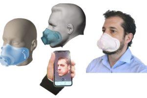 Conception de masques sur-mesure grâce à Anatoscope