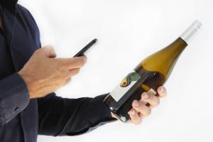 Reconnaissance bouteille vin