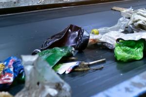 reconnaissance déchets plastiques