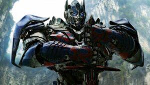 Optimus Prime, un transformer